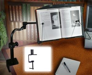 bookholder ergonomic book/document holder  physical